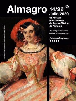 Cartel del Festival de Almagro 2020.
