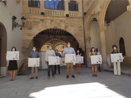 Diez municipios salmantinos acogen durante los próximos meses las exposiciones itinerantes de la Diputación