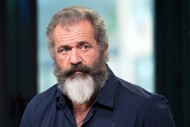 El actor y directro Mel Gibson