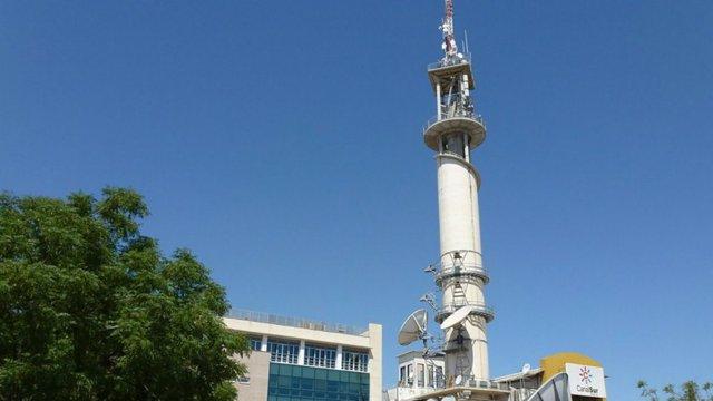 Sede de Canal Sur Televisión.