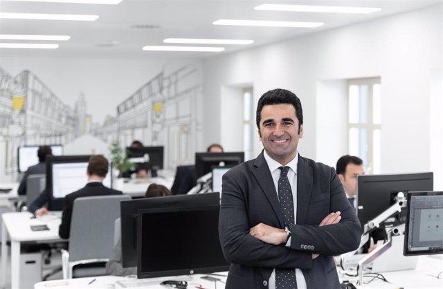José Félix Pérez-Peña, director en Andalucía de la empresa Savills Aguirre Newman - Imagen de archivo