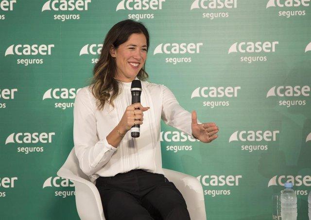 """Tenis.- Garbiñe Muguruza: """"Prefiero jugar el US Open porque soy una competidora"""