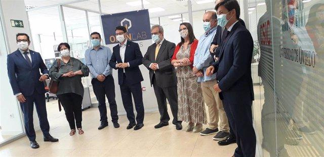 Valnalón, Sodeco y el CSIC impulsan el proyecto Open Lab Asturias