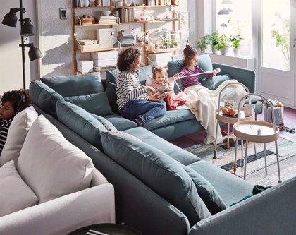 Más del 40% de los españoles tiene una mejor percepción de su hogar tras el confinamiento, según un estudio para Ikea