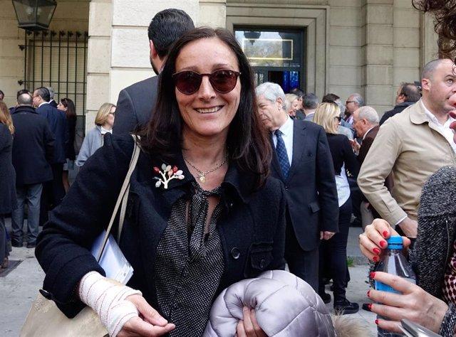 La juez María Núñez Bolaños, en una imagen de archivo.