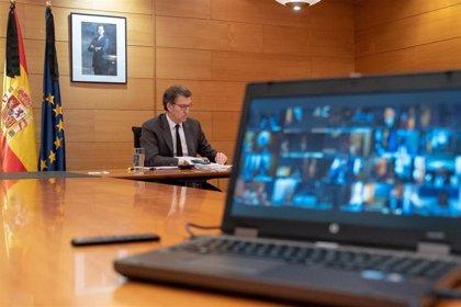 Galicia pedirá mayor coordinación frente a rebrotes en la conferencia de presidentes del próximo viernes