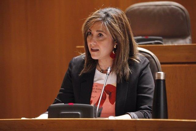 La diputada autonómica de Cs, Susana Gaspar
