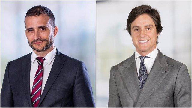 Savills Aguirre Newman nombra a Hipólito Sánchez y a Gonzalo Ladrón de Guevara nuevos directores de Oficinas y de Capital Markets, respectivamente
