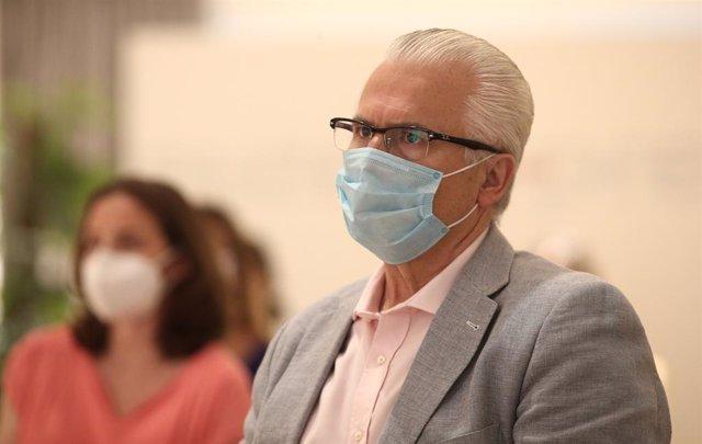 Baltasar Garzón declara el lunes en la Audiencia Nacional como perjudicado por e