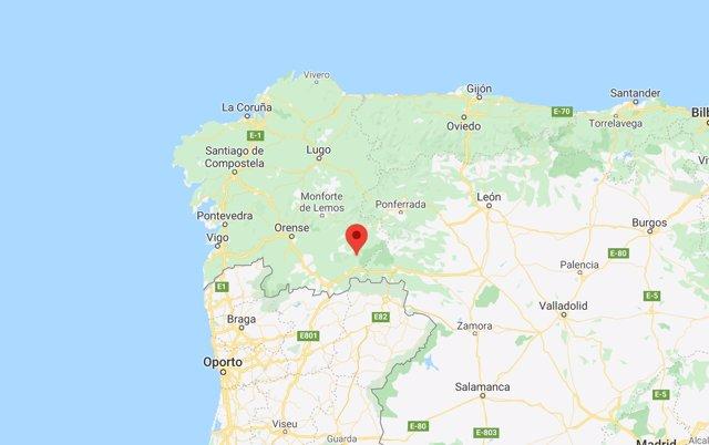 Viana do Bolo (Ourense)