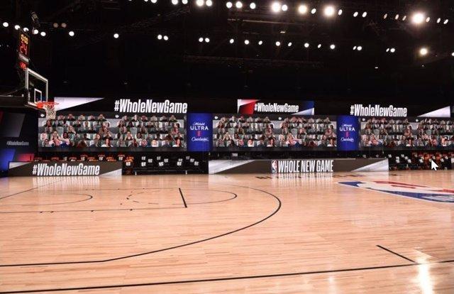 Baloncesto/NBA.- La NBA introduce mejoras para una experiencia más inmersiva del