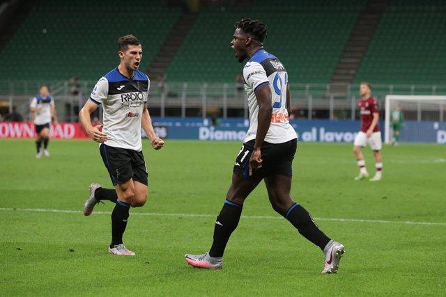 Fútbol/Calcio.- El Atalanta empata con el Milan y da tranquilidad a la Juventus
