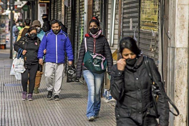 Coronavirus.- Argentina añade casi 5.500 contagios más de coronavirus en las últ