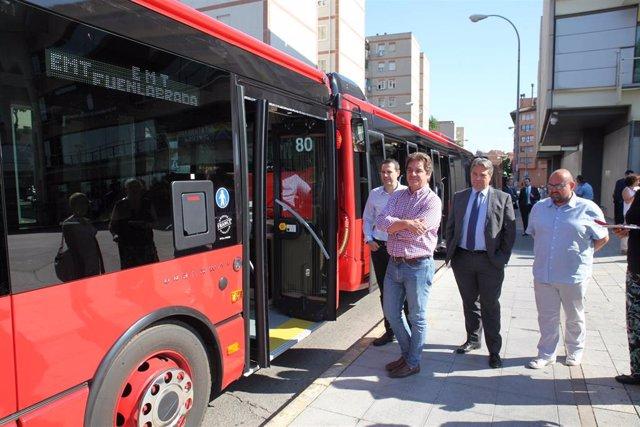 Autobuses de la EMT de Fuenlabrada