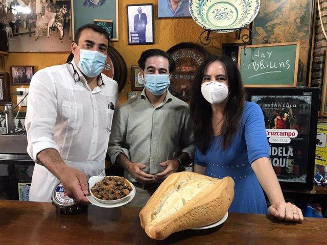 Sevilla.-Ayuntamiento promociona la gastronomía sevillana en las actividades del