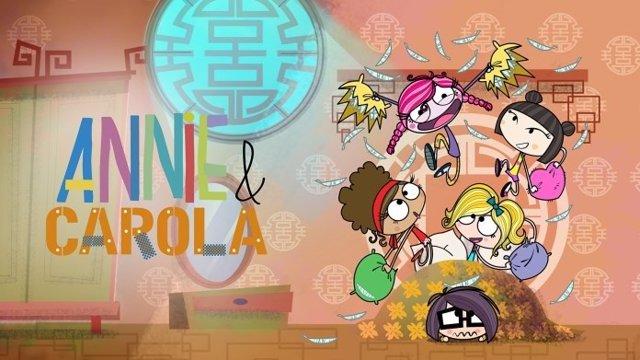 Annie y Carola (Mondo TV, junto con MB Producciones)