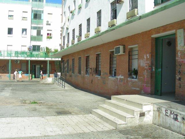 Barriada de Las Palmeras de Córdoba