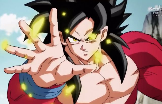Goku en Dragon Ball