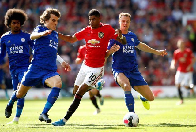 Fútbol/Premier.- (Previa) Leicester-United, duelo por la Champions en el cierre