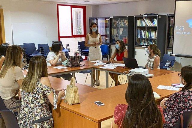 Refuerzo de los servicios sociales comunitarios de la Diputación de Almería