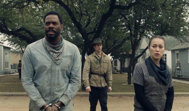 Imagen de la sexta temporada de Fear The Walking Dead