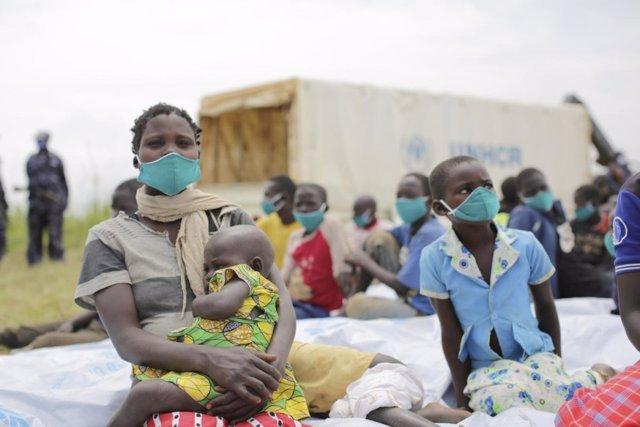 Coronavirus.- ACNUR pide urgentemente el final de las detenciones ilegales de re