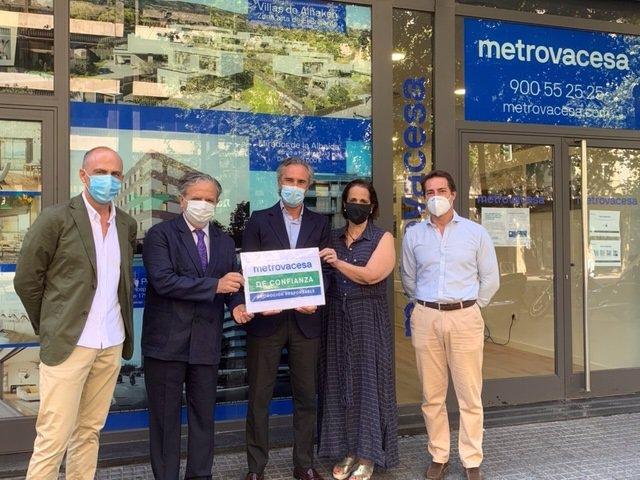 Ayuntamiento de Córdoba se suma al proyecto blockchain 'De confianza' con Metrovacesa