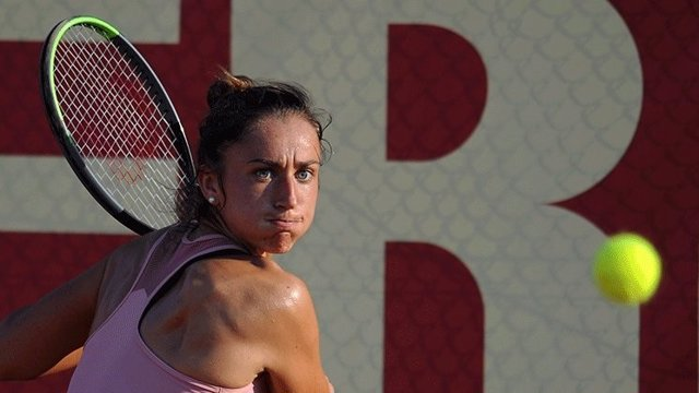 Sara Sorribes repite final en la Liga Mapfre contra Cristina Bucsa en Castellón
