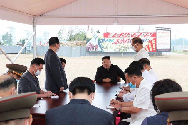 Coronavirus.- Corea del Norte detecta su primer caso sospechoso de coronavirus y