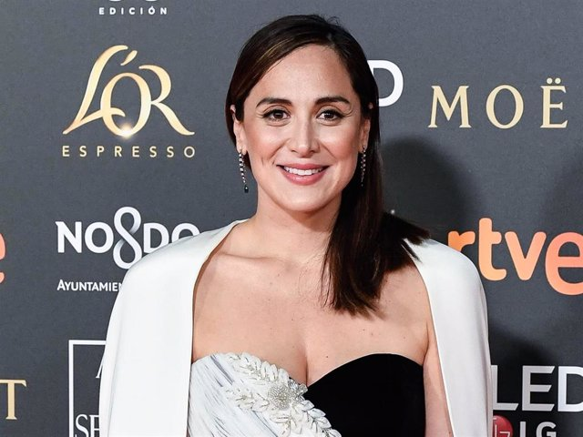Tamara Falco attends the Goya Cinema Awards 2019 during the 33rd edition of the Goya Cinema Awards at Palacio de Congresos y Exposiciones FIBES on February 02, 2019 in Seville, Spain.