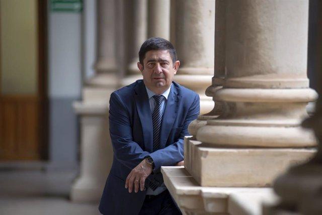 El presidente de la Diputación de Jaén, Francisco Reyes/Archivo.