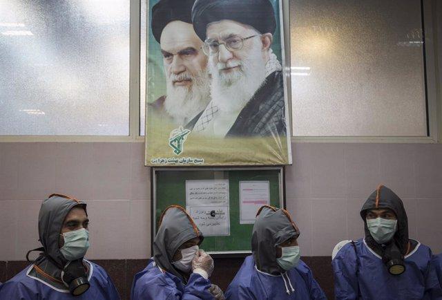 Coronavirus.- Irán registra un nuevo balance diario de más de 2.000 casos y 200