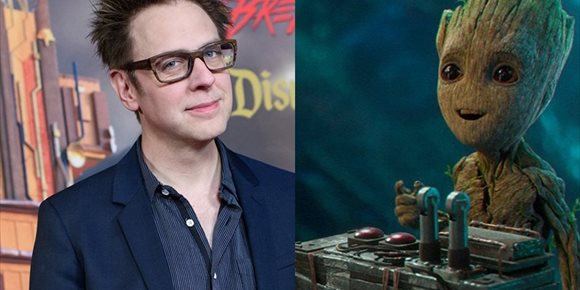 2. James Gunn apoya la adorable teoría de Baby Groot creada por una fan de 7 años