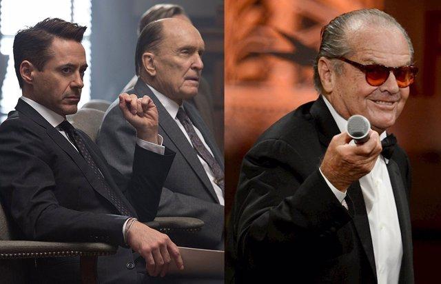 Por qué Robert Downey Jr. Se negó a trabajar con Jack Nicholson en El Juez