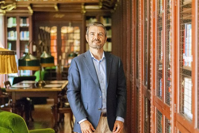 El portavoz de Ciudadanos en el Parlament de Baleares, Marc Perez-Ribas.