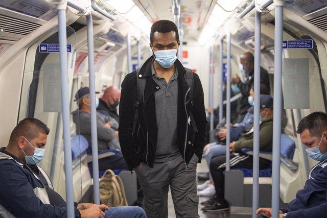 Coronavirus.- Reino Unido confirma 747 nuevos contagios y 14 fallecidos, mientra
