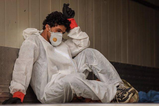 """Coronavirus.- Irak reimpone el """"toque de queda total"""" a partir del jueves y a lo"""