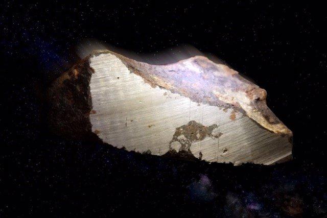 Un antiguo planetesimal de núcleo magnético, origen de raros meteoritos
