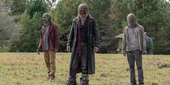 1. Calendario de estreno de las series The Walking Dead para 2020