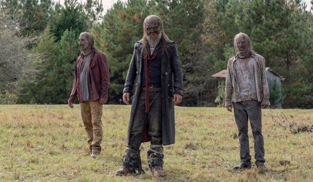 Beta en la temporada 10 de The Walking Dead