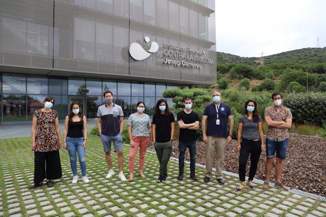 Grupo Biología de la Cromatina del Instituto de Investigación contra la Leucemia Josep Carreras.