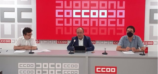 Presentación del informe 'Evolución de indicadores de buen gobierno en las empresas del Ibex 35 durante el ejercicio 2018' elaborado por CCOO.