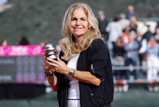 """Tenis.- Arantxa Sánchez Vicario: """"Steffi Graf fue la que más me marcó, eran bata"""