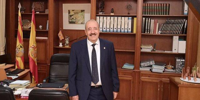 El presidente de la DPT, Manuel Rando.