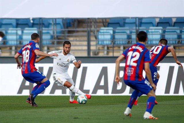 Fútbol.- El Eibar no ejecutará la opción de compra sobre el centrocampista urugu