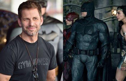 """Zack Snyder """"prendería fuego"""" a Liga de la Justicia antes que usar nada rodado por Joss Whedon"""