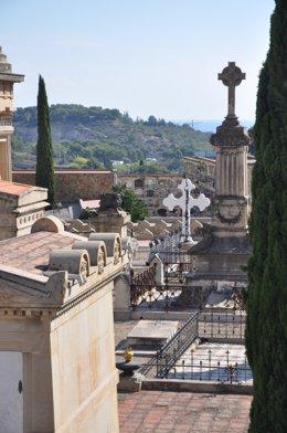El Cementiri Històric de Tarragona.