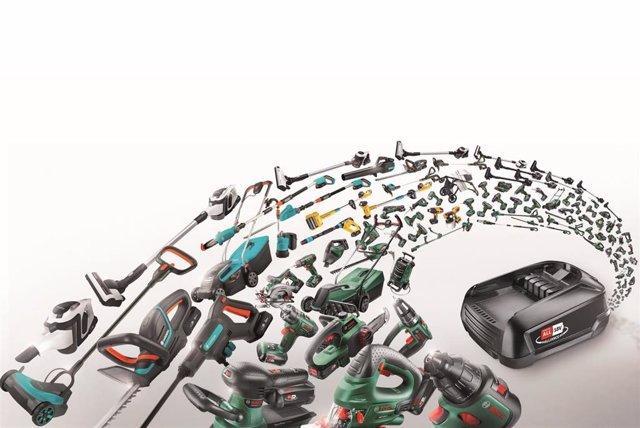 Imagen de productos de Bosch.
