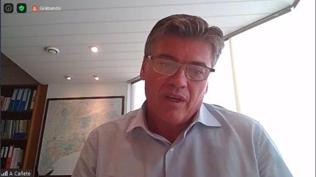 El secretario general de Pimec, Antonio Cañete.