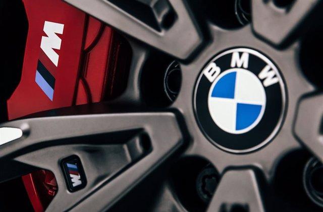 Logo de BMW.